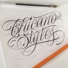 new Ideas for tattoo fonts alphabet style scripts Chicano Tattoos Lettering, Tattoo Fonts Cursive, Tattoo Lettering Styles, Graffiti Tattoo, Neue Tattoos, Tattoo Script, Script Lettering, Graffiti Lettering, Lettering Design
