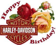 birthday on Pinterest | Harley Davidson, Happy Birthday and ...