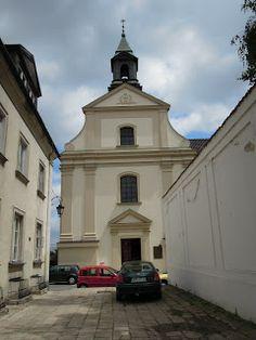 patrząc w jedną stronę: Kościół, w którym produkowano noże