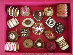 Chocholate candy by cridiana