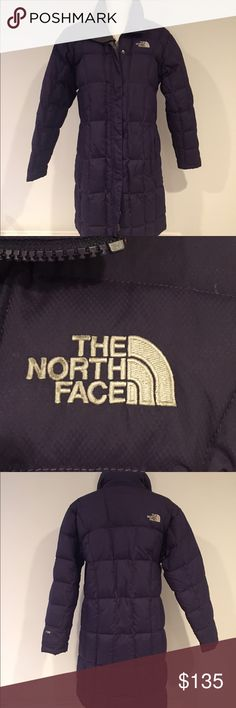 The North Face 700 Series Parka This North Face Parka is in great condition it is down filled, very warm and super comfortable. It is a deep purple color. The North Face Jackets & Coats