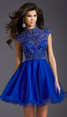 Clarisse 2643 Homecoming Dress