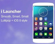 Best launcher to turn Android into iPhone (Lookalike).