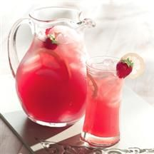 Strawberry Ginger Iced Tea from Smucker's® is a refreshing take your favorite iced tea. Refreshing Drinks, Yummy Drinks, Yummy Food, Fun Drinks, Healthy Drinks, Canned Pineapple, Pineapple Juice, Orange Juice, Strawberry Tea
