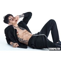 """63 Likes, 2 Comments - inSEOULuble (@inseouluble) on Instagram: """"Jay Park  @jparkitrighthere . . #JayPark #Cosmopolitan #박재범 #CosmopolitanKorea #AOMG"""""""