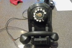 Automatic Electric Type #50 (wall phone).
