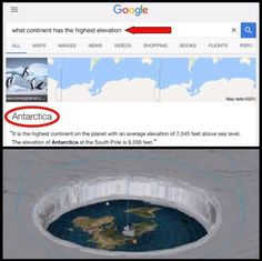 The Ice Circle of the Flat Earth kept secret through the Governments Antarctic Treaty and Space Organisations. Terre Plate, Flat Earth Movement, Flat Earth Proof, Image News, Conspiracy Theories, Weird Facts, Fun Facts, Antarctica, The Real World