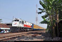 RailPictures.Net Photo: CC 201 83 05 PT Kereta Api Indonesia GE U18C at Surabaya, Indonesia by Anto