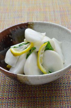 かぶの食感を生かしてシンプルにお漬物に。柚子がアクセントなレシピ