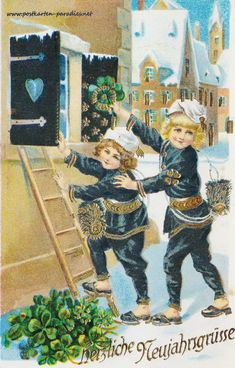 Silvester: Glücksbringer und Bleigießen Deutung - http://weihnachten-neu.org/2014/11/silvester-gluecksbringer-und-bleigiessen-deutung/
