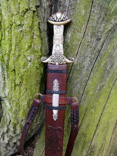 Baltic viking Age sword by Gallibursti