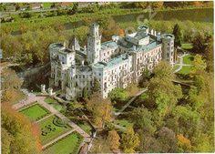 Hluboka castle, Czech Republic