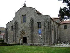 La Coruña Igrexa de Santa María de Iria Flavia, Padrón -