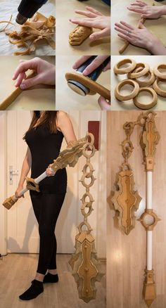 Kamui Cosplay Great foam and Worbla tutorials Cosplay Weapons, Cosplay Diy, Halloween Cosplay, Best Cosplay, Hobbit Cosplay, Armadura Cosplay, Costume Tutorial, Cosplay Armor Tutorial, Costume Armour