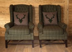 Ein echter Hingucker in jedem Wohnzimmer. Foto: FINE Wingback Chair, Armchair, Accent Chairs, Projects, Furniture, Hobbies, Home Decor, Home, Culture