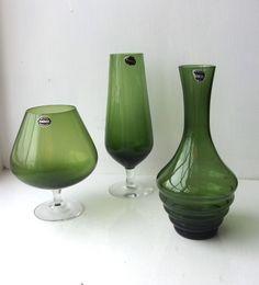 FINN – Glass fra Magnor Glassverk Scandinavian Design, Glass Art, Norway, Vases, Home Decor, Decoration Home, Room Decor, Jar Art, Interior Design
