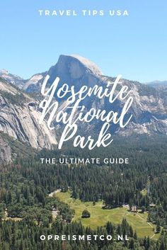 Yosemite National Park is one of the most beautiful and most visited national parks in the United States. In this article, I�ll share my best tips for your first trip to Yosemite.