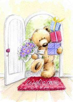 My Sweetie ~ Love is always welcome...!!