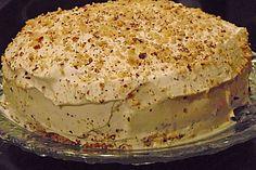 Dänische Schwarzbrot-Torte (Rezept mit Bild) von annewi | Chefkoch.de