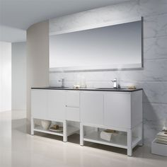 Stone Stones Bathroom Place Modern Bathroom Vanities Emmet Collection