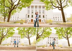 madison capitol engagement photos at capitol madison wedding photographer, midwest wedding photographer