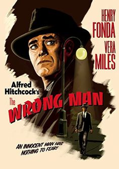 Henry Fonda stars in director Alfred Hitchcock's real-life thriller ofan innocent man trapped as the victim of a heartless criminal justicesystem--even though he's The Wrong Man.