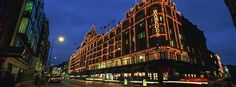 WALLS 360 wall graphics: Harrods at Night http://www.walls360.com/Harrods-at-Night-p/7115.htm