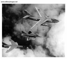 The Navy's strategic bomber would see varied service throughout Vietnam. In the Skywarrior was one of the first bombers to fly over Vietnam. Vietnam War Photos, Killed In Action, Air Fighter, My War, Army Veteran, American War, World War Ii, Military Service, Aeroplanes