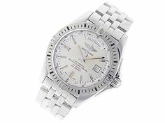 Breitling Galactic 44 automatic-self-wind mens Watch A45320B9/G797 (Certified Pre-owned)