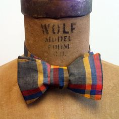 Limited Edition - only 12 made - Men's Bow Ties  Geek Chic  Number by theHouseofLux, $42.00