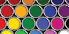 So many fun colors to screen print with.