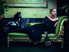 Salvatore Ferragamo FW 2012 AD Campaign  Love this campaign... love the necklace!