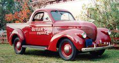 Willys UTE Hot Rod Trucks, New Trucks, Chevy Trucks, Pickup Trucks, Antique Trucks, Antique Cars, Classic Trucks, Classic Cars, Singer Cars