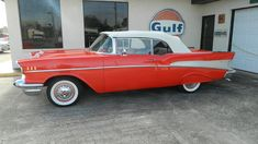 Auction Lot Kissimmee, FL Frame-off restoration. 1957 Chevy Bel Air, Chevrolet Bel Air, Pretty Cars, Automatic Transmission, Old Cars, Convertible, Classic Cars, Engineering, Box