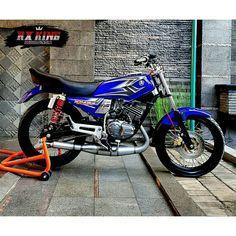 RX King Yamaha Motorcycles, Yamaha Yzf R6, Cars And Motorcycles, Yamaha Rx 135, Honda 125, Vario 150, Cafe Racer Bikes, King Cobra, Super Bikes