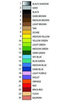 34 Best Color By Numbers Images Coloring Books Coloring Pages