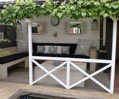 Veranda + achtertuin + voortuin ontwerp - Werkspot