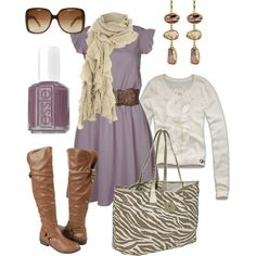 Fall or Spring Style