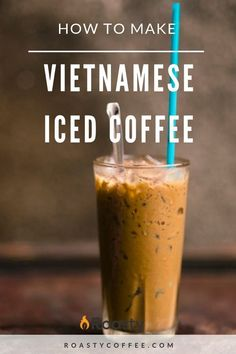 How to make Vietnamese iced coffee. It's easy! How to make Vietnamese iced coffee. It's easy! Great Coffee, Coffee Coffee, Coffee Ideas, Morning Coffee, Ninja Coffee, Easy Coffee, Coffee Plant, Vietnamese Iced Coffee, Thai Iced Coffee