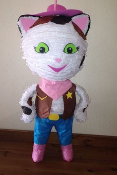 Piñata Sheriff Callie by AnaIsabelCreations on Etsy, $55.00