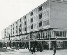 Vlaardingen<br+/>Vlaardingen:+Het+Liesveld+in+1959