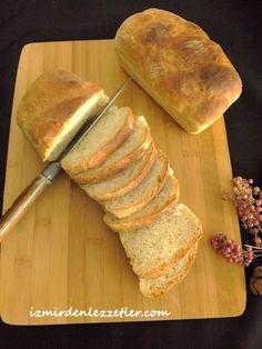 Ön Mayalı Ekmek Yapımı   İzmirdenlezzetler Pitaya, Dairy, Bread, Cheese, Fruit, Vegetables, Cake, Recipes, Food