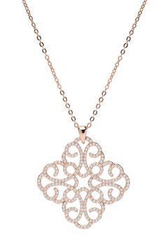 Fraser Hart Jewellers - Buy online for stunning jewellery, diamonds and rings. Plus top brand watches and branded jewellery. Pendant Jewelry, Pendant Necklace, Rose Gold Jewelry, Arabesque, Watch Brands, Jewelry Branding, Rose Gold Plates, Fraser Hart, Fashion Jewelry