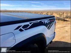 Toyota Tacoma TRD PRO Graphics Kit - Fits 2016 2017 2018 2019 2020 – IMPORTequipment Toyota Tacoma Trd Sport, Tacoma Pro, 2018 Tacoma, Toyota Trd Pro, Toyota Tacoma Double Cab, Toyota Hilux, Tundra Trd Pro, Nissan Navara, Photo Logo
