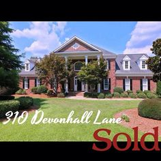 This beautiful home in Cary, North Carolina is now SOLD thanks to our stellar broker, Doro Taylor. But not to worry! She has many more beautiful homes for sale in the Triangle area. Call today and let us lead you home @trademarkresidential  #raleigh #raleighrealtors #raleighrealestate #residentialrealestate #raleighnc #downtownraleigh #realestate #homesforsale #trademarkresidential #realestateinvesting #realestatelife #realestatesales #design #interiordesign #trademarkresidential #dorotaylor