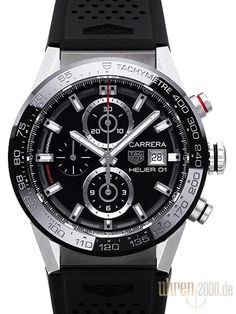 TAG Heuer Carrera Heuer 01 Automatik Chronograph CAR201Z.FT6046