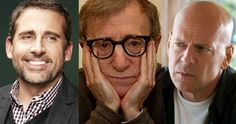 Woody Allen Comedy Boots Bruce Willis, Brings in Steve Carell -- Steve Carell steps in to replace Bruce Willis in director Woody Allen's new untitled comedy, which is currently shooting in Los Angeles. -- http://movieweb.com/woody-allen-movie-bruce-willis-steve-carell/
