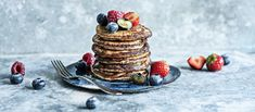 Proteiiniletut ovat helppo ja proteiinipitoinen välipala. Tarjoa lisäksi halutessasi hunajaa ja marjoja. Noin 0,20€/kpl* Something Sweet, Pancakes, Healthy Lifestyle, Favorite Recipes, Pasta, Breakfast, Food, Morning Coffee, Eten