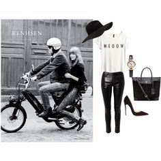 """""""classic"""" by littleafiee on Polyvore"""