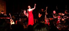 Miranda Russell and her band captivated a sold out Shalin Liu in Rockport.